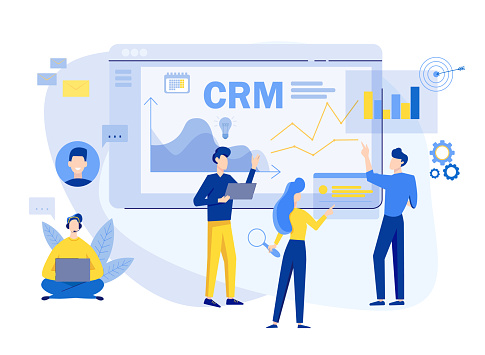 Scheduler: Simple, secure and powerful CRM.See the 12 features of this complete platform